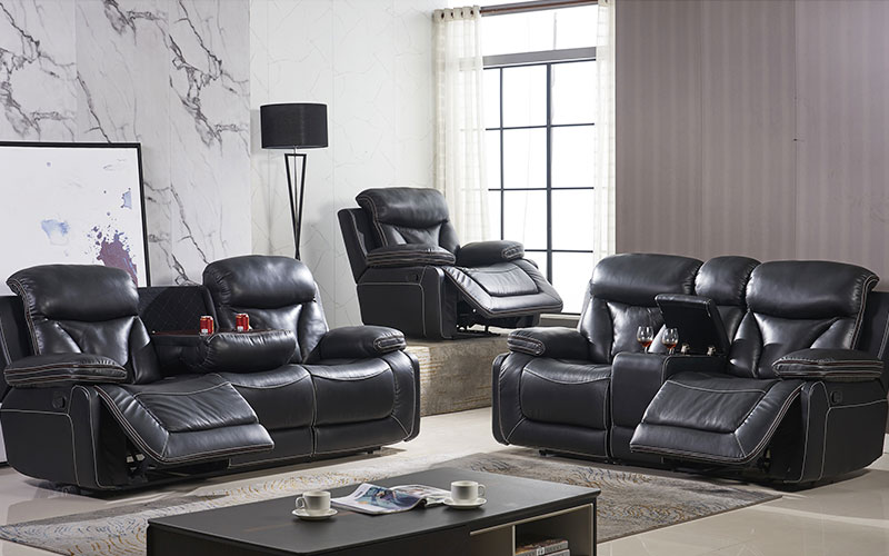 Alison fabric living room sofa set suppliers for business-1