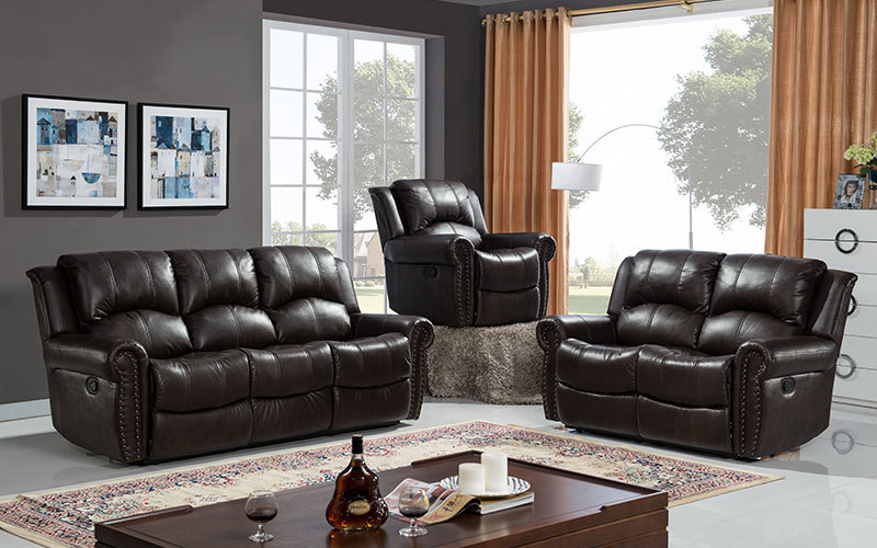 Custom Manual Living Room Furniture Recliner Wholesale