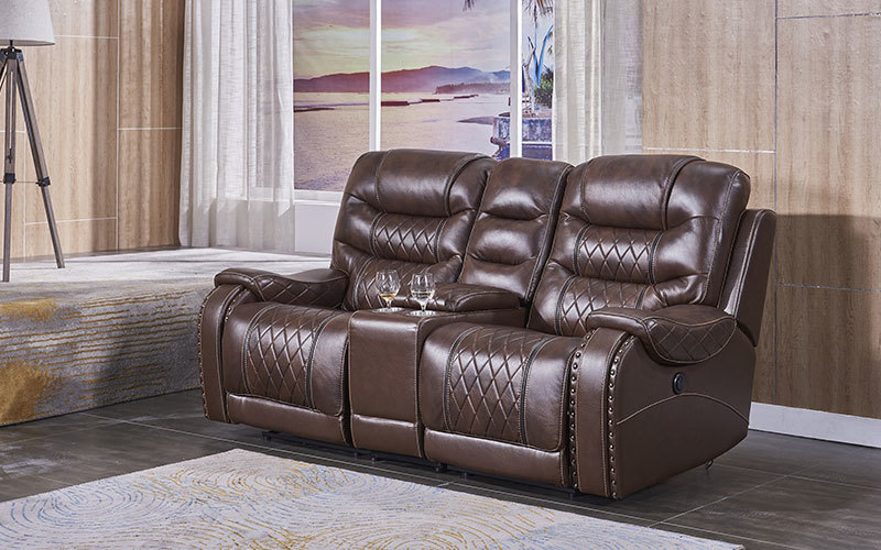 Luxury Contemporary Living Room Recliner Sofa Sets Wholesale