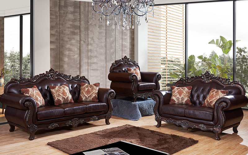 New Fabric Classic Living Room Furniture Sofa Wholesale