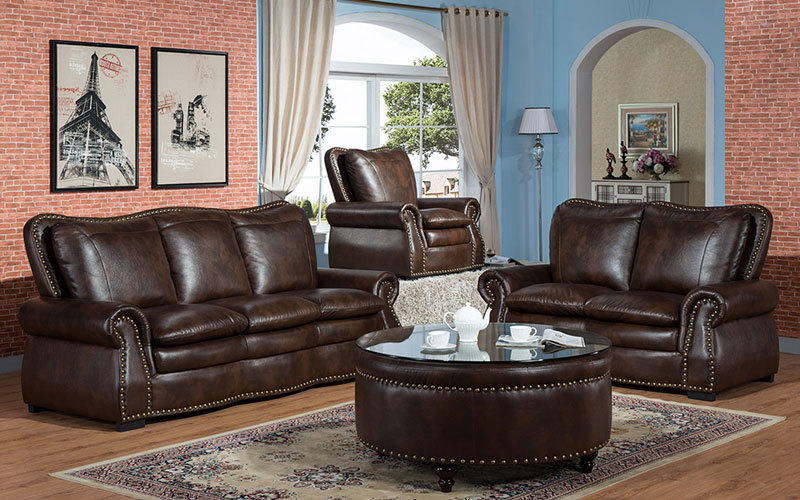 New Chesterfield Living Room Furniture Sofa Wholesale