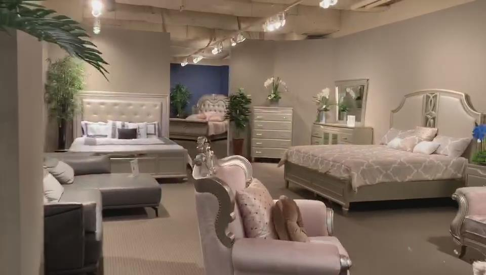The Professional Sofa Manufacturer - Alison Participated In Las Vegas Furniture Show