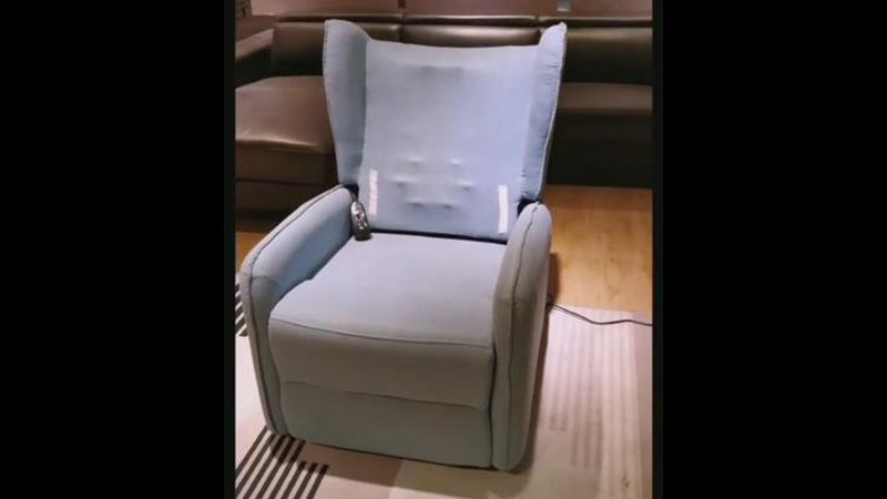 New Electric Massage Recliner Chair