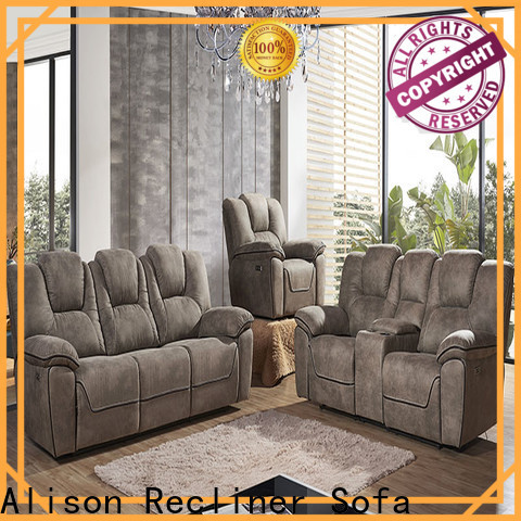 Alison top living room recliner manufacturers for hotel