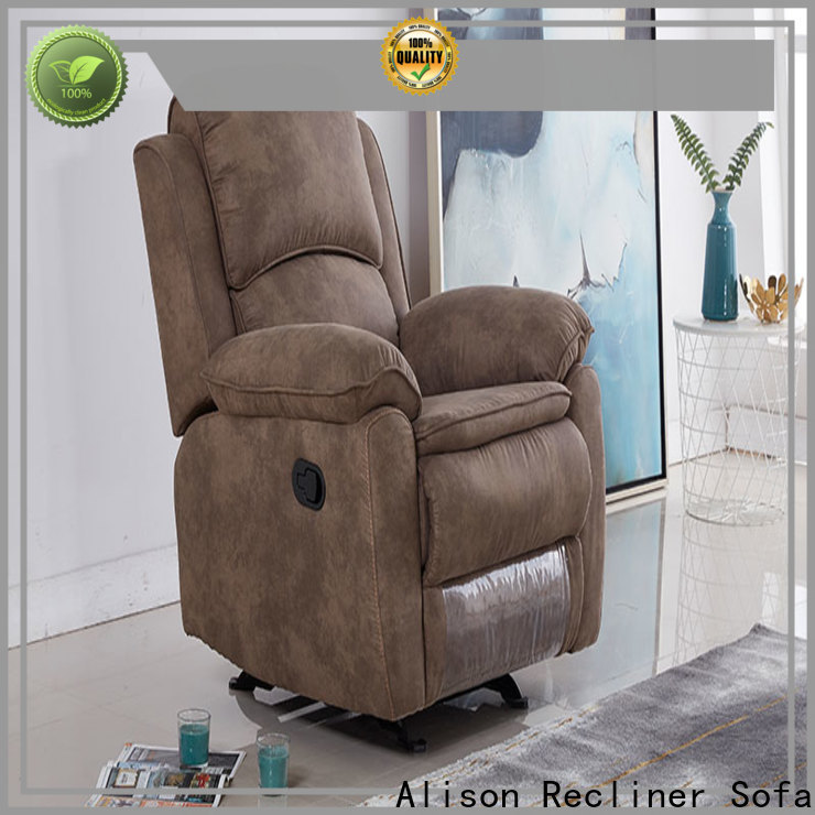 Alison custom recliner suppliers for business