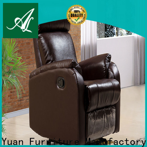massage custom recliner company for business