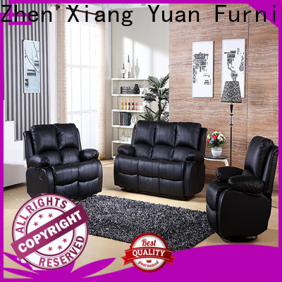 Alison fabric living room furniture recliners suppliers for apartment