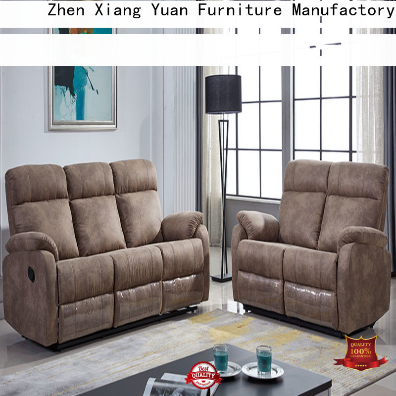 Alison best living room furniture recliners with led for home