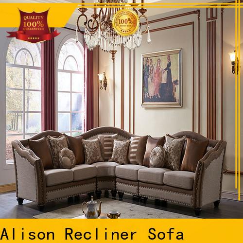 Alison big living room sofa factory for apartment