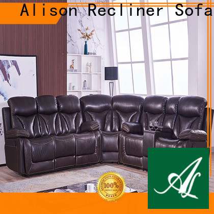 Alison best living room furniture recliners supply for hotel
