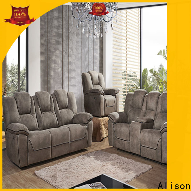 Alison american living room furniture sofa factory for home