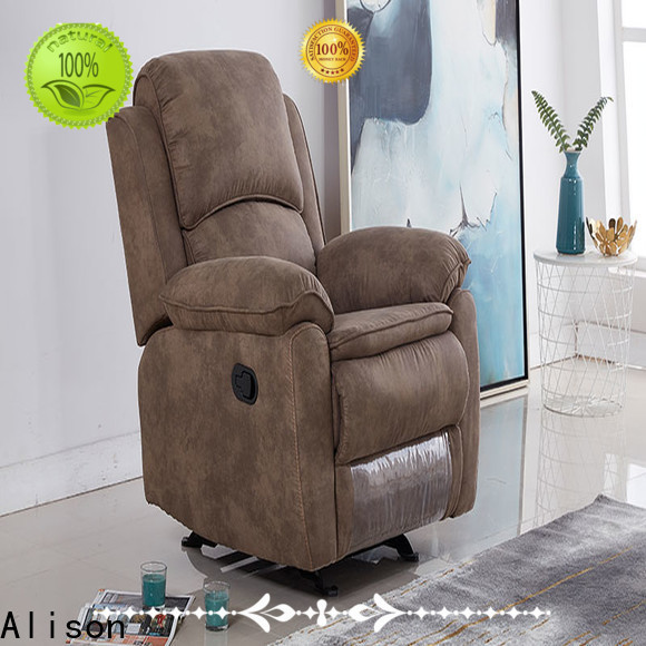 Alison best best recliners factory for apartment