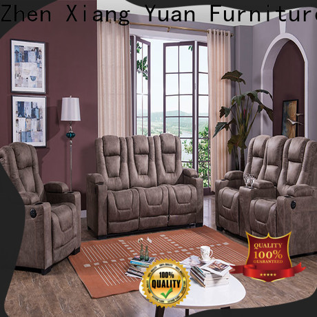 top home theater recliner sofa company for hotel