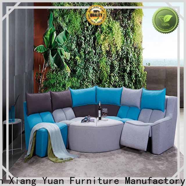 new living room furniture recliners factory for business