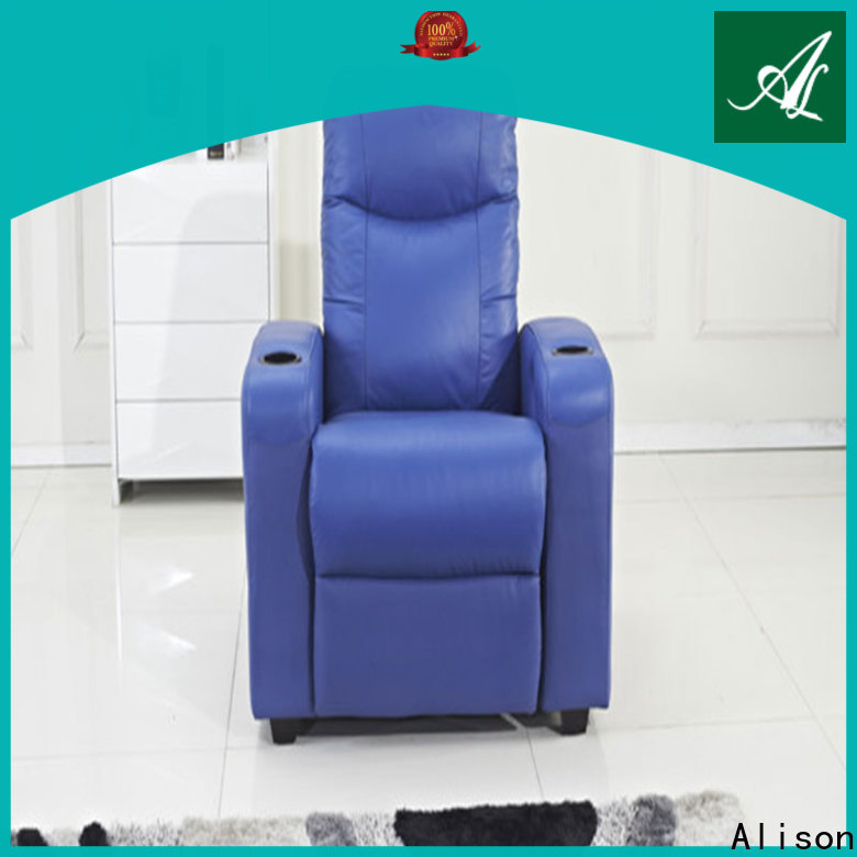 Alison latest home theater recliners with cup holders for hotel