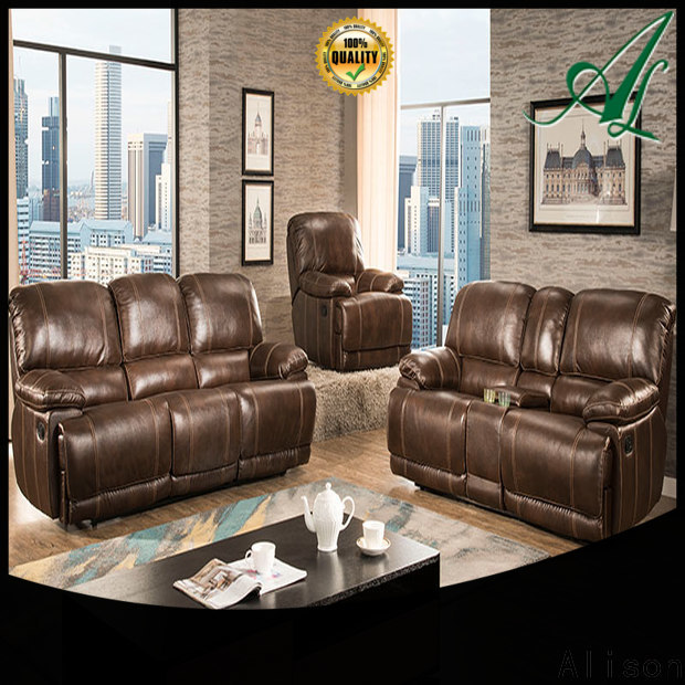 Alison big living room sofa set manufacturers for apartment
