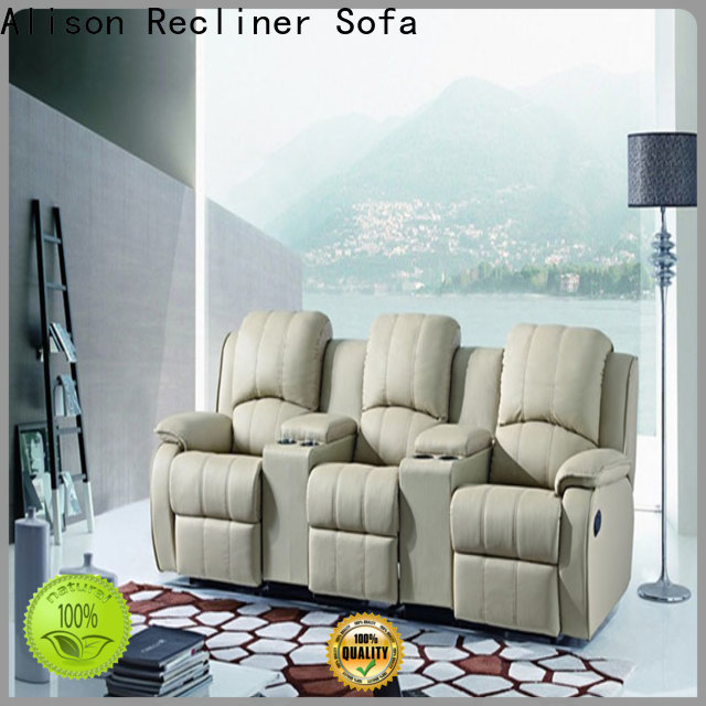 custom home theater sofa company for home