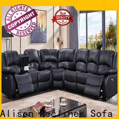big living room furniture recliners factory for business