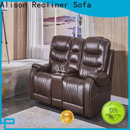 fabric living room sofa company for apartment