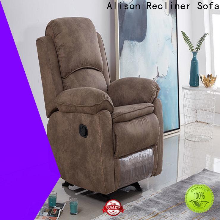 Alison custom custom recliner manufacturers for sale
