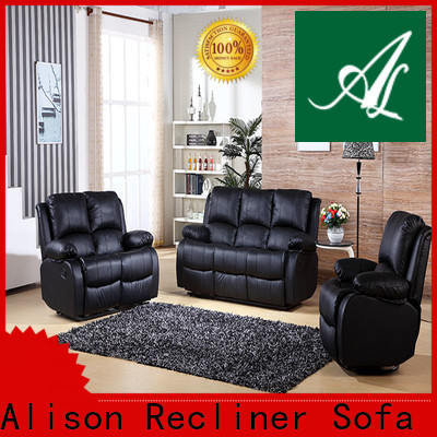 manual living room recliner manufacturers for apartment