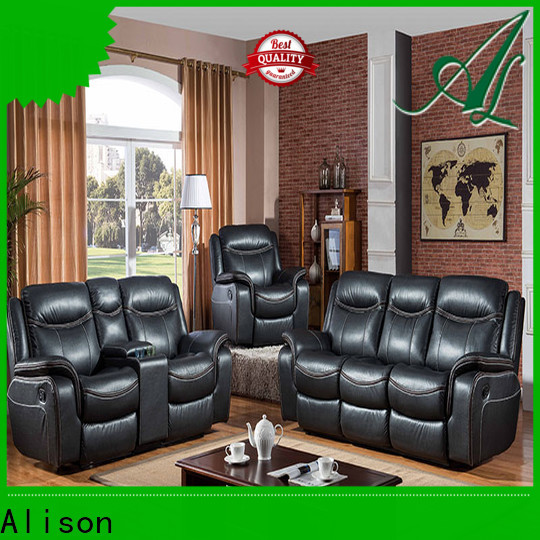 new living room furniture sofa with led for business