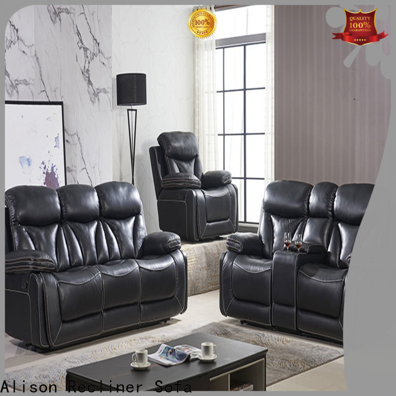 Alison fabric living room sofa set suppliers for business