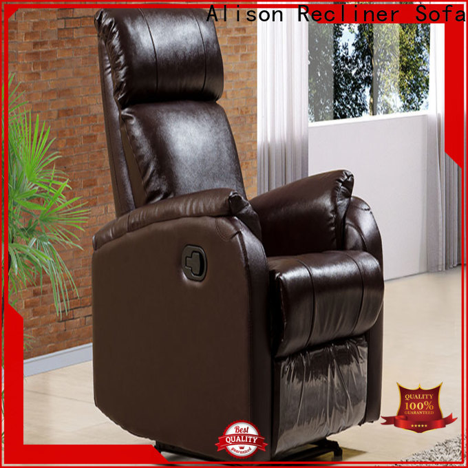 Alison best recliners factory for home