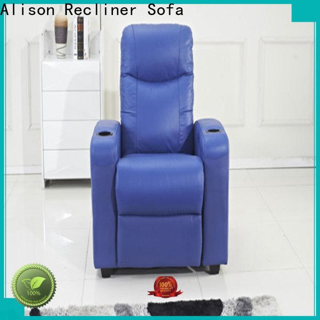 Alison superior quality home cinema sofa company for apartment