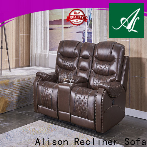 Alison living room furniture recliners manufacturers for apartment