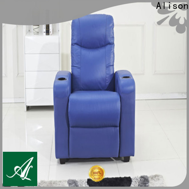 Alison home theater recliners manufacturers for business