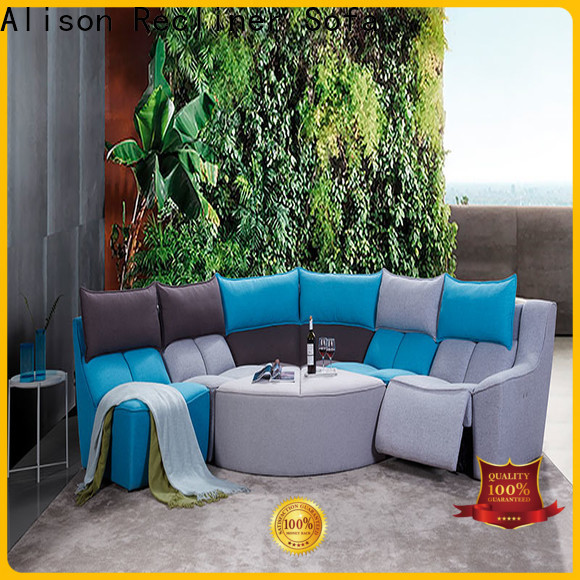 Alison best living room furniture sofa factory for home