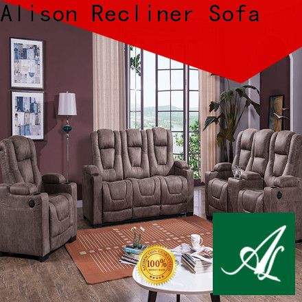 Alison home cinema recliners company for home