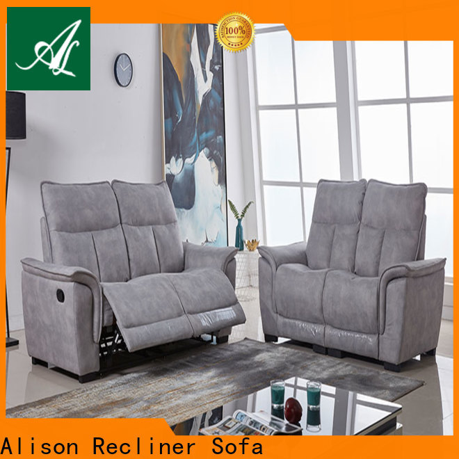 Alison high-quality living room furniture sofa factory for apartment