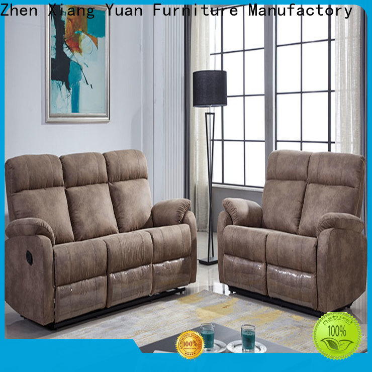 best living room furniture sofa with console for business