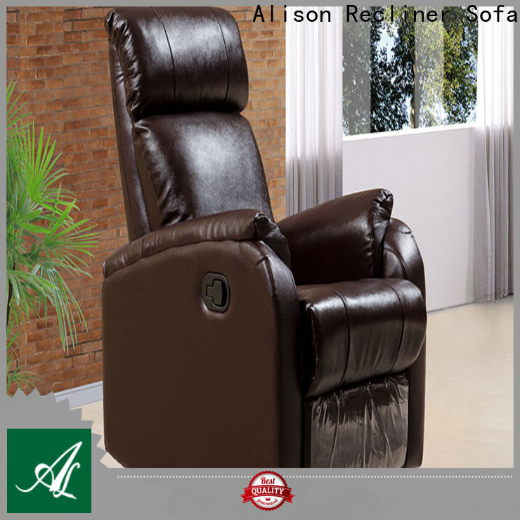 Alison custom recliner company for hotel